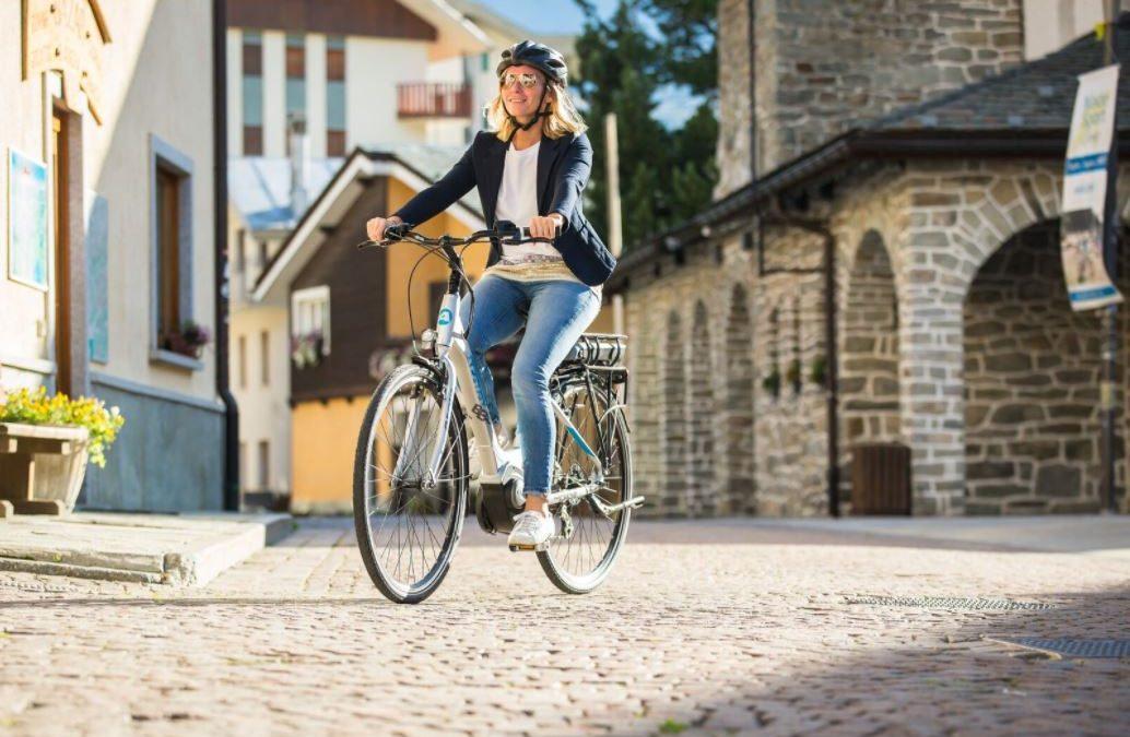 Manuale d'uso della bici in città