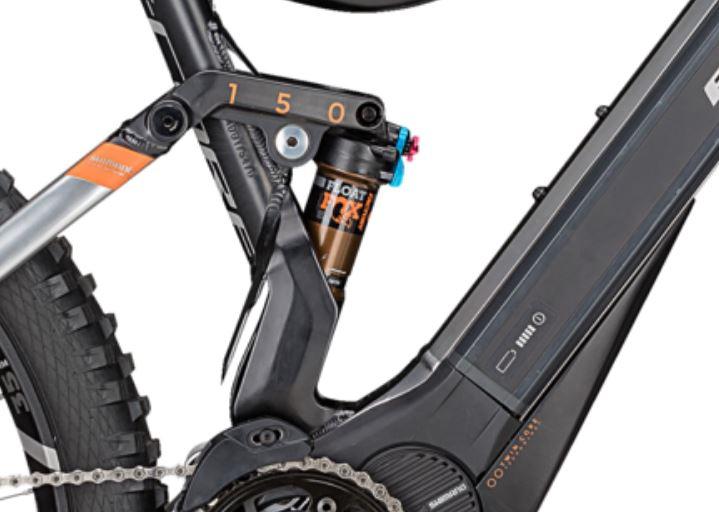 ammortizzatore CORE AM Di2 27_5 150mm