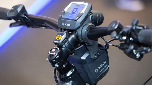 Bosch ha presentato un sistema ABS per le ebikes