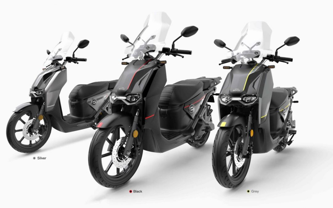 Scooter elettrico Supersoho CPX